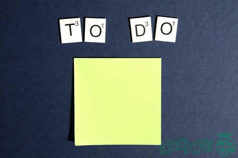 پنج کاری که باید حتماً در روز قبل از آزمون تافل انجام بدهید